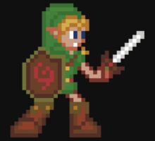 The Legend of Zelda by Bodera