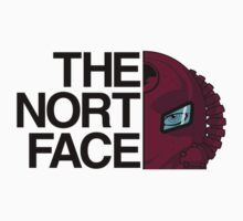 The Nort Face !!STAK!! by Malc Foy