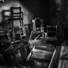 Forgotten Chairs by Taylor Moore