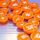 Many Orange Mandarin Middles by ShotsOfLove