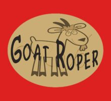 Goat Roper Kids Clothes