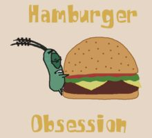 Hamburguer Obesession by iedasb