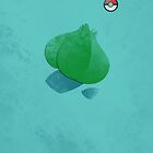 Bulbasaur iCase by Image6