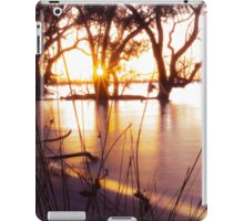 Menindee Sunset 3 iPad Case/Skin
