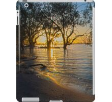 Menindee Sunset HDR iPad Case/Skin