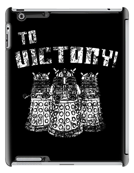 Daleks TO VICTORY! by HighDesign