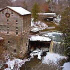 Lanterman's Mill, Youngstown by AudraJS