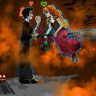 Halloween Picnic by Sophersgreen