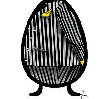 egg suit by Mariette (flowie) van den Heever