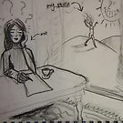 Not A Mused (sketchbook) by Thea T