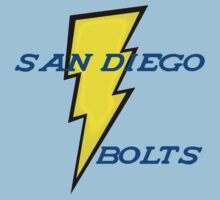San Diego Bolts by joebugdud