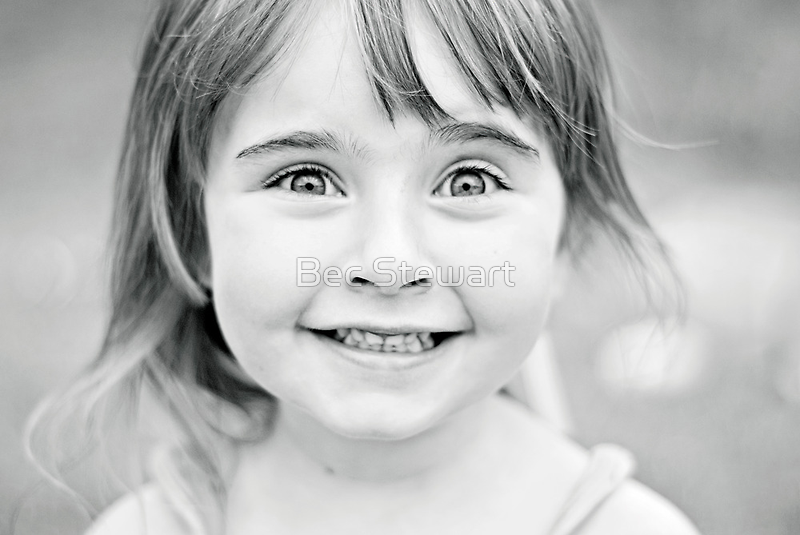 4 Years Old by Bec Stewart