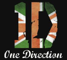 Logo One Direction by echosingerxx