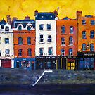 Arran Quay, Liffey Steps - Dublin by eolai
