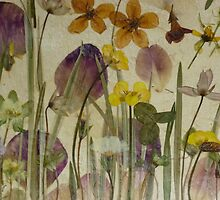 Spring Meadow 2 by Kaye Miller-Dewing