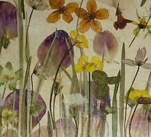 Spring Meadow 2 by Kaye Miller-Dewing