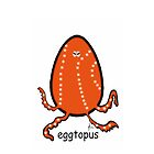 eggtopus by Mariette (flowie) van den Heever