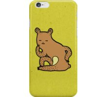 Thinking Bear iPhone Case/Skin
