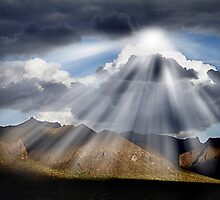 Shining through by wildmanaz