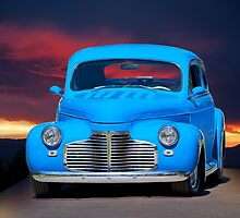 1941 Chevy Coupe by DaveKoontz