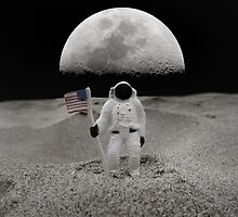 Man Off The Moon 11 - 13 by Dan Jesperson