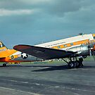 Douglas AC-47D Skytrain 43-48892 by Colin Smedley