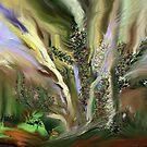 TREE DISSIPATES by Gabriela Simut