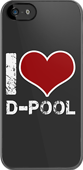 I Heart D-POOL by Kallian