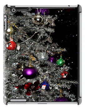 Christmas Sparkle iPad Case by Steve