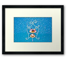 Cupcake Celebration Framed Print