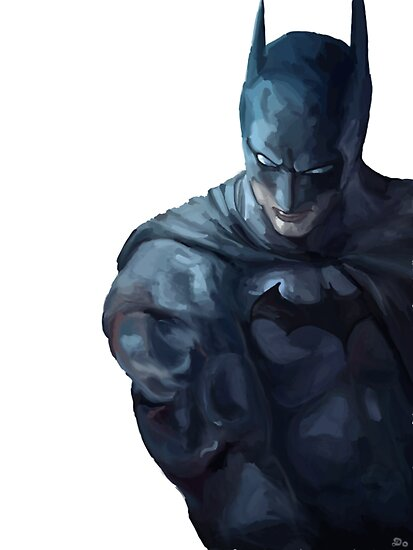 Batman by dorianvincenot