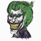 JOKER  by DORKABOUT