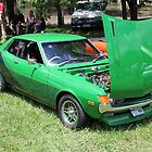 Snot Green Celica by Jeremymarsh