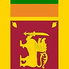 Sri Lanka Flag by Dimuthu  Sudasinghe