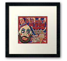 Capt. Spaulding's Ice Cream Emporium Framed Print