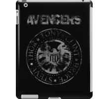 Hey Ho, Let's Assemble!! iPad Case/Skin