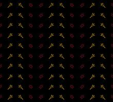 Space Western Wallpaper by Tuleleii