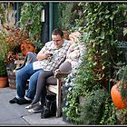 Waiting For a Table at the Spotted Pig by Mikell Herrick