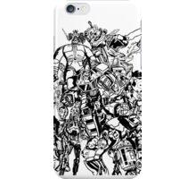 Robot Uprising iPhone Case/Skin