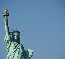 Lady Liberty by Georgie Hart