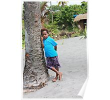 Shy Boy,  New Guinea  Poster