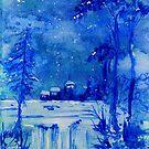 Midnight Snow by Kathie Nichols