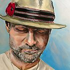 Gord Downie by Graham Beatty