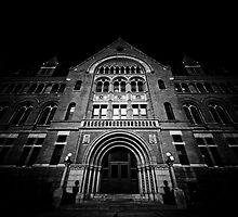 Williams Hall by Radharc21