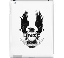UNSC Logo iPad Case/Skin