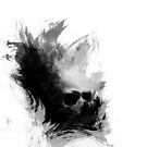 Head In The Dark by AjArt