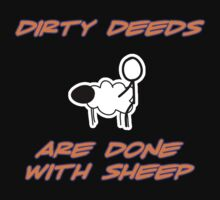 Dirty Deeds by Stevie B