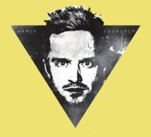 Jesse Pinkman 'Apply Yourself' T Shirt by SFC-Guy