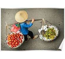 Food Carrier Poster