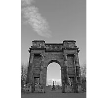 Glasgow Green Arch Photographic Print